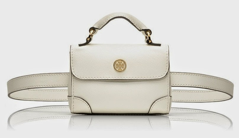 e0c8daa66f9 The Daily Bauble  A Dainty Fanny Pack by Tory Burch