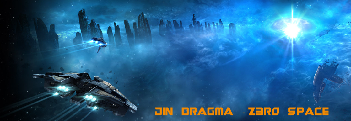 Jin Dragma - Z3r0 Space