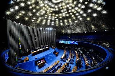 Sessão Especial do Senado Federal em comemoração ao Dia do Síndico