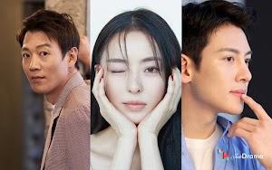 Kim Rae Won, Lee Da Hee dan Ji Chang Wook akan Beradu Akting di Serial Drama LUCA