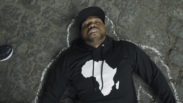 """Em seu novo clipe """"Crown"""" Torae, mostra como é perigoso ser negro nos Estados Unidos"""