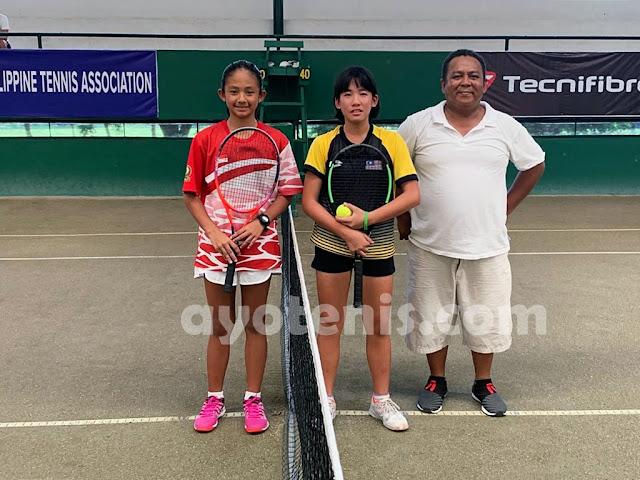 Joanne Lynn Hartono/ Shinar Zahra Taklukkan Ganda Malaysia