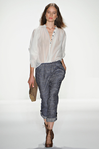 Toya's Tales Spring 2012 Ready to Wear: Highlights from the Rebecca Minkoff Show