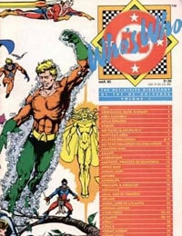 Who's Who: The Definitive Directory of the DC Universe