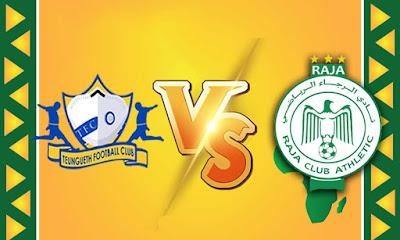 مباراة الرجاء الرياضي وتونغيث بين ماتش مباشر 5-1-2021 والقنوات الناقلة في دوري أبطال أفريقيا