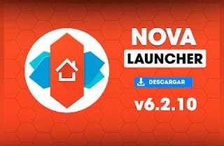 Nova Launcher Prime + TeslauUnread + Google Companion + Dark Mode 2020