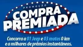 Cadastrar Promoção Sherwin-Williams Compra Premiada - 1 Jeep e 3 Motos