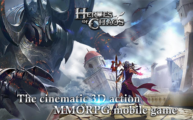 Godness - Heroes of Chaos APK for Android