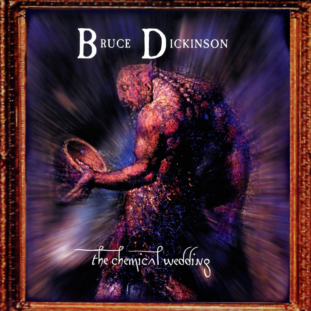 alchemy esoterics in album covers songs iron maiden vocalist bruce dickinson had a solo album called the chemical wedding obviously in reference to a famous 17th century book and features a song