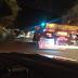 PM prende condutor de caminhão sem habilitação e em direção perigosa pelas ruas de Tobias Barreto