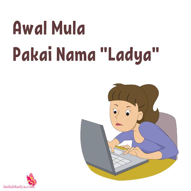Awal Ide Nama Blog