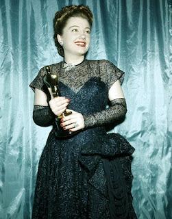 Anne Baxter 1947 Oscars