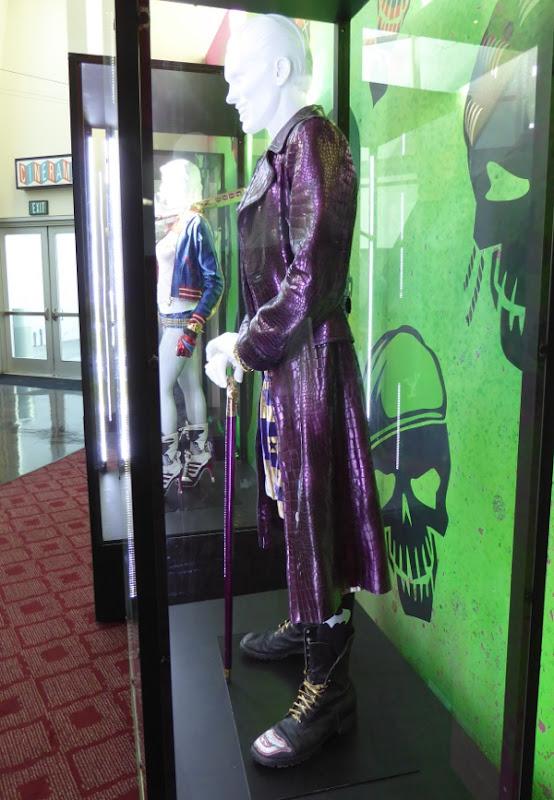 Joker film costume Suicide Squad