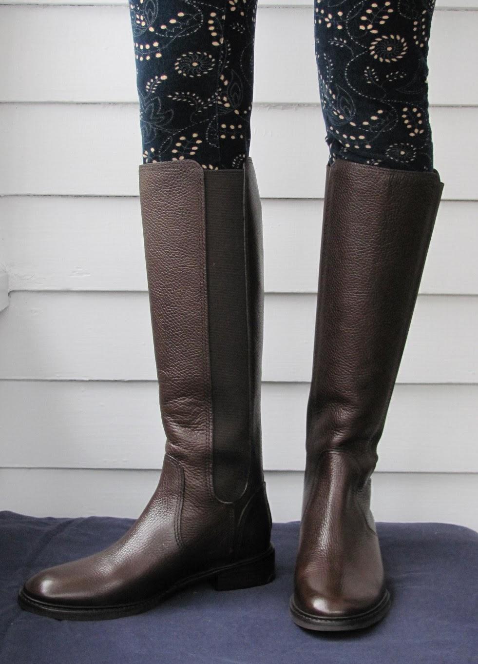 Howdy Slim Riding Boots For Thin Calves Tory Burch Christy