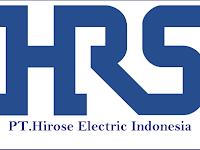 Info Lowongan Kerja di EJIP PT Hirose Electric Indonesia Cikarang