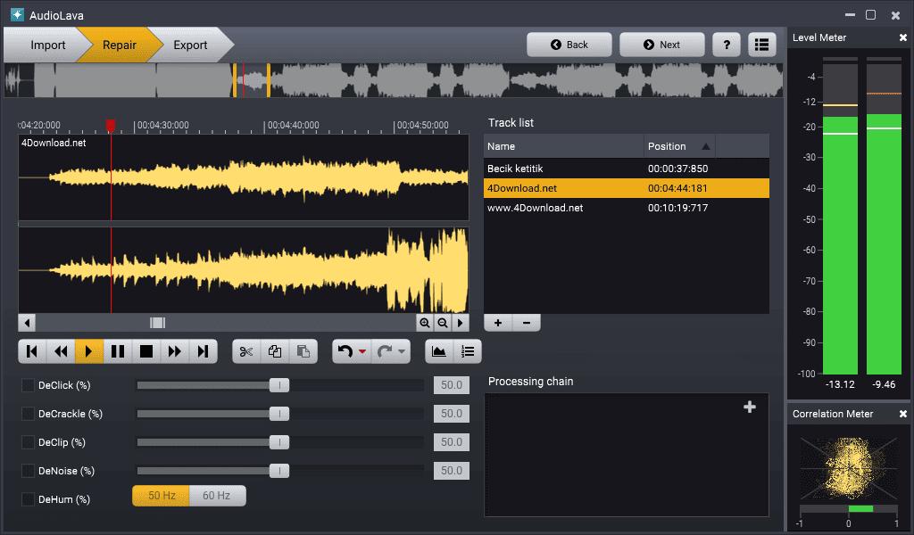 Acon Digital - AudioLava Full version IMPORT AUDIO