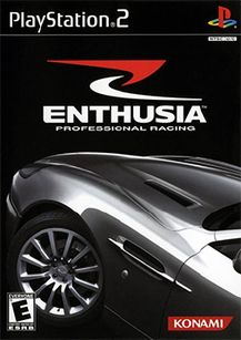 Enthusia Professional Racing PS2 Torrent