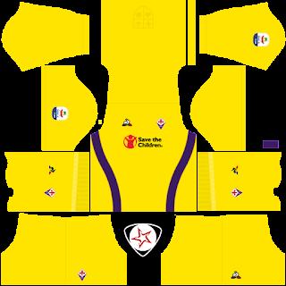 ACF Fiorentina 2018 - 2019 GK Third Kit