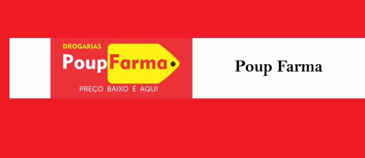 Promoção Poup Farma 2020 Mês Premiado