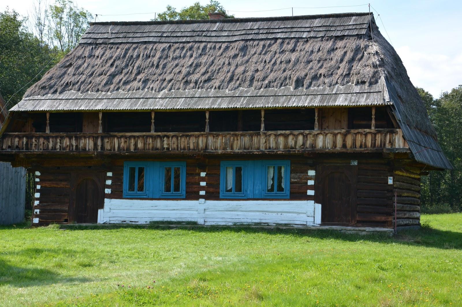 Orawski Park Etnograficzny, skansen w Zubrzycy Górnej