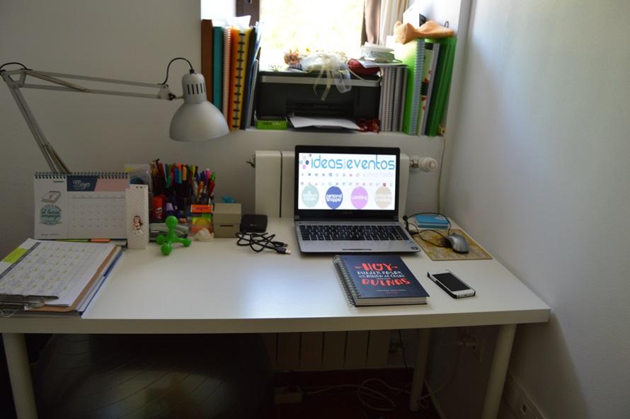 My little corner of work