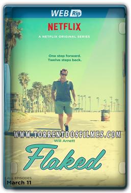 Flaked 1ª Temporada (2016) Torrent – WEB-Rip 720p Dual Áudio
