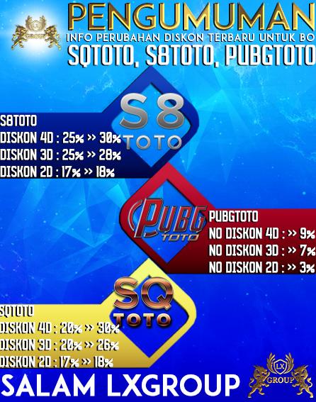 PAITO VENICE LOTTERY - LXGroup Paito