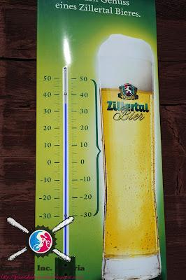 Temperatur Weinberger Haus Kufstein