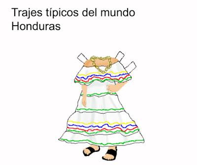 uetas : Honduras, trajes típicos, trajes típicos del mundo Trajes típicos del mundo: Honduras