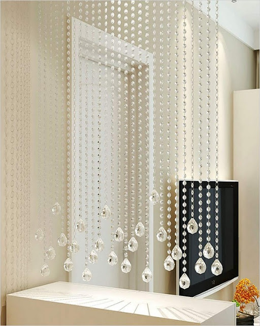 crystal beaded curtains wholesale online UK India