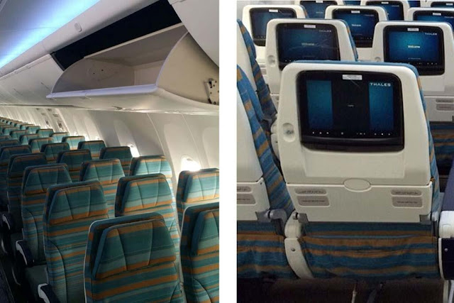 Oman Air übernimmt neue Boeing 737 kabine, boeing 737 800 kabine, boeing 737 800 kabinenplan, tuifly boeing 737 800 kabine