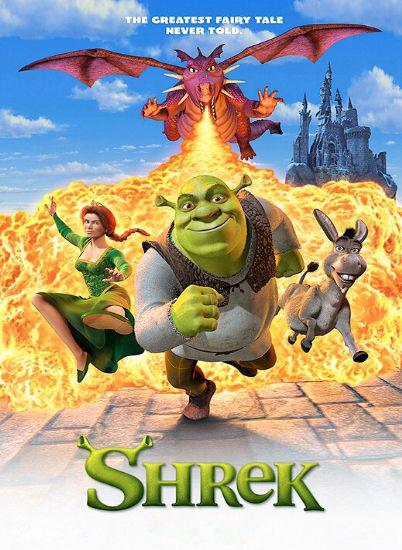 Shrek [2001] [DVDR] [NTSC] [Latino]