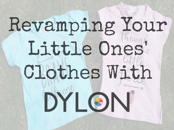 Revamp Your Little Ones Clothes With Dylon