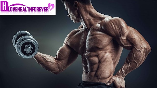 6 simple excersices to get bigger arms in no time for begginers