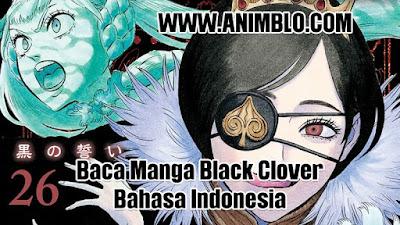 Baca Manga Black Clover Bahasa Indonesia