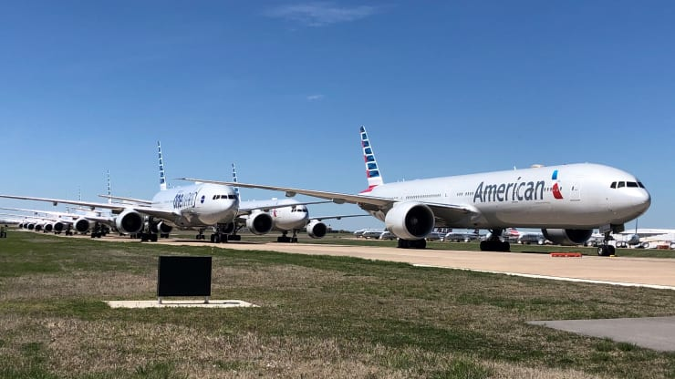 American Airlines To Put 141 Aircraft Back In Service To Boost Flights
