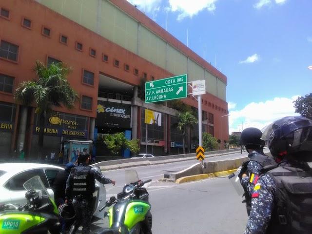 Fuerte enfrentamiento entre integrantes de la banda del Coqui y fuerzas policiales +Video