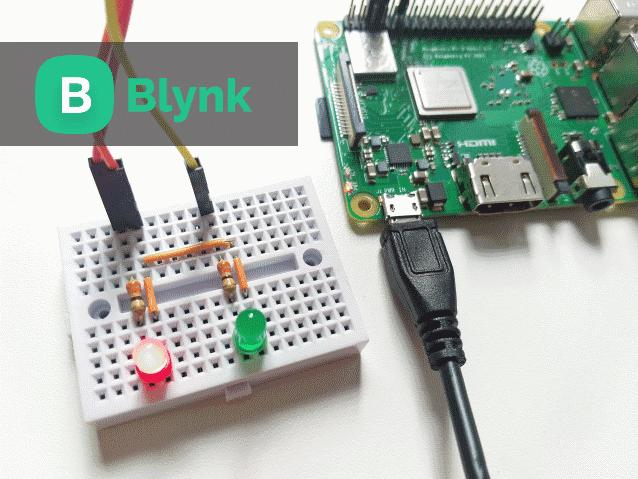 Blynk com Raspberry Pi e Python