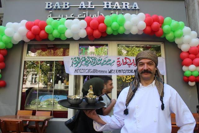 Berlin's Arab Street