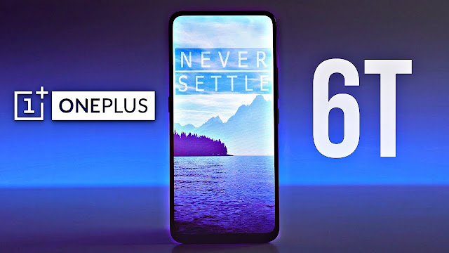One Plus 6T Speciafications