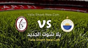 نادي الوحدة يحقق الفوز على فريق الشارقة في الجولة 12 من دوري الخليج العربي الاماراتي