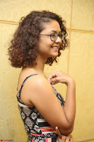 Actress Aditi Myakal Looks gorgeous in Sleeveless Deep Neck Top at Ami Tumi success meet ~  Exclusive 148.JPG