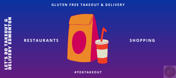 Gluten free takeout & delivery