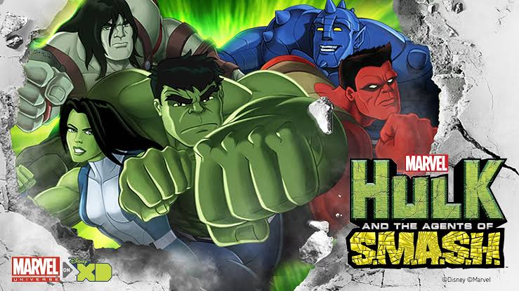 Hulk And The Agent Of Smash Season 01 All Images In 720P