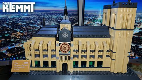 Notre Dame WANGE 5210 - DAS KLEMMT