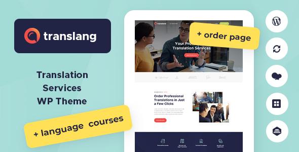 Translang v1.1.2 - Dịch vụ dịch thuật & khóa học ngôn ngữ