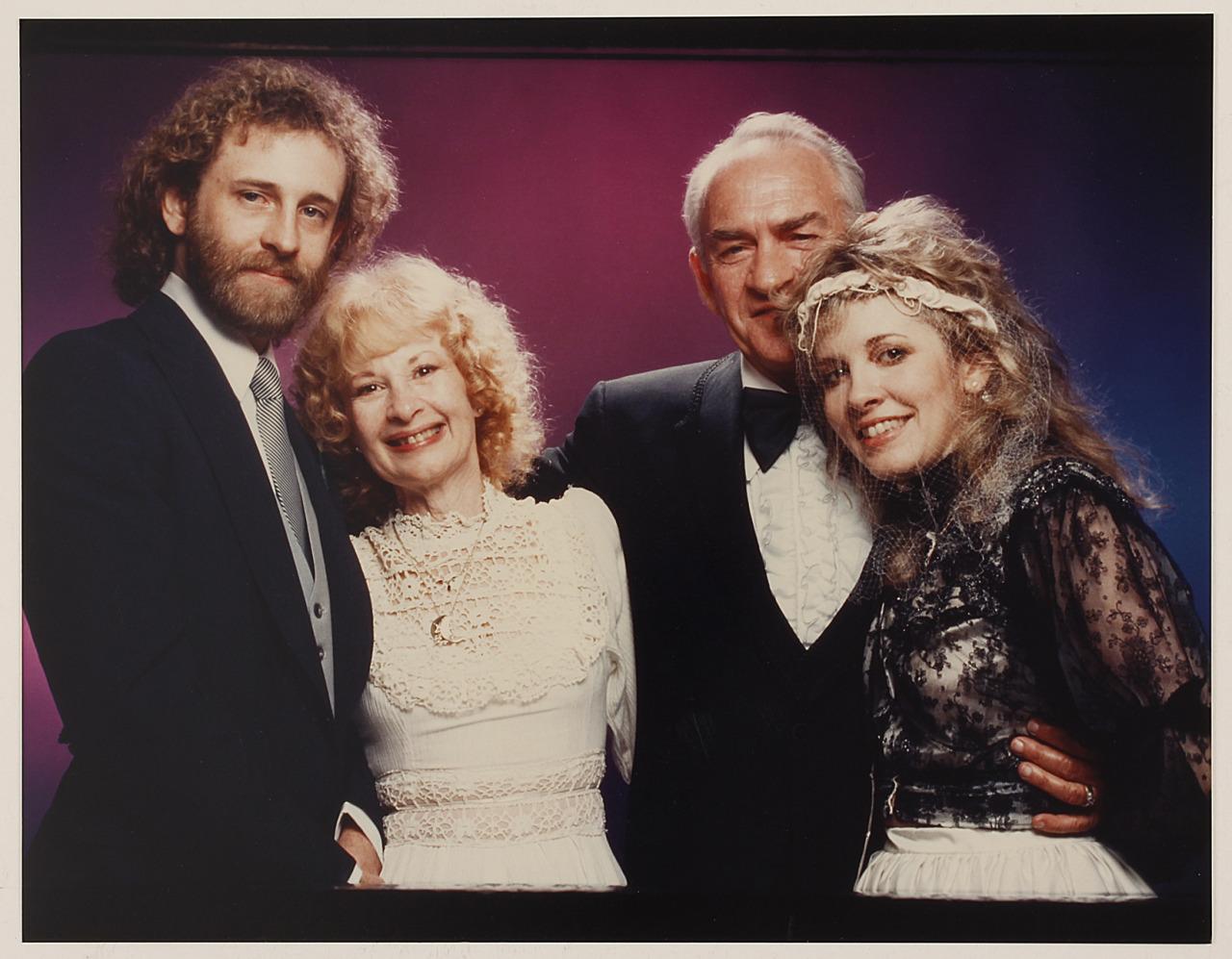 Stevie Nicks Family Photo