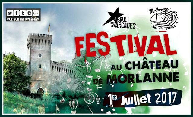 Festival au château de Morlanne 2017
