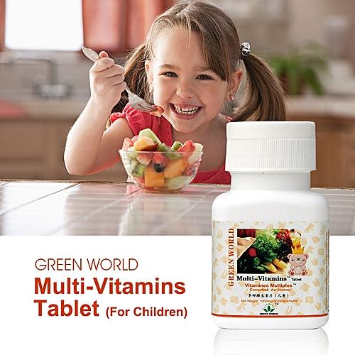 Green World Multi-Vitamin for Children