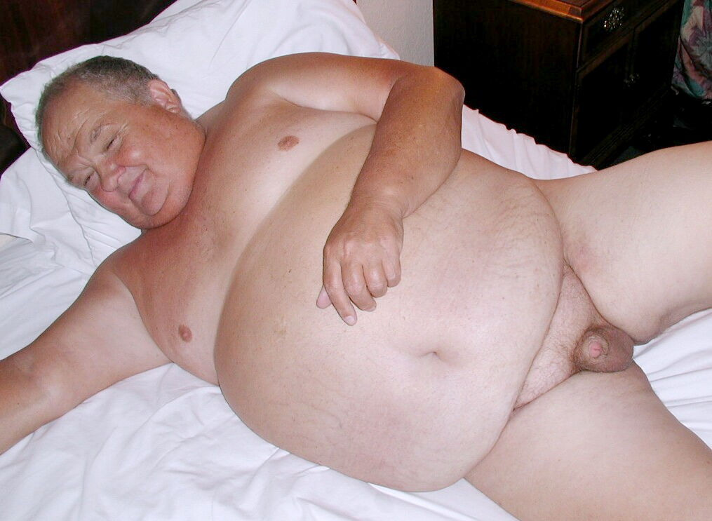 Naked Fat Male